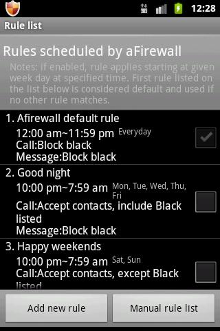 Call & Message blocker Android Tools