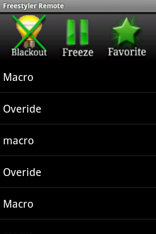 Official Freestyler DMX Remote Android Productivity