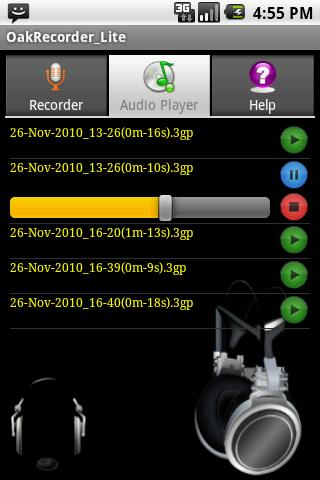 Oak Recorder – Lite Android Entertainment