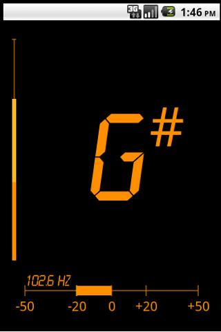 DaTuner Chromatic Tuner Android Music & Audio