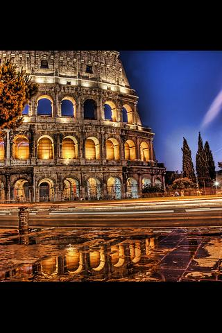 Great wonder : Roman Colosseum Android Personalization