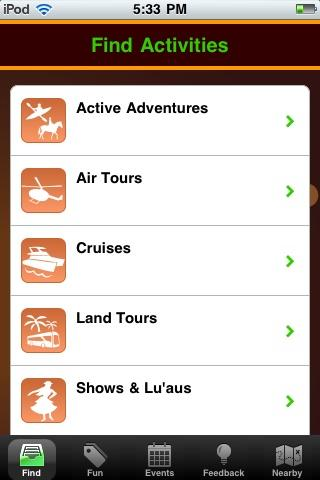Lat22 Android Travel & Local