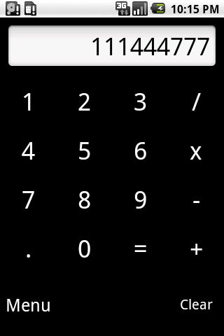SMS Control eMail Calculator Android Lifestyle