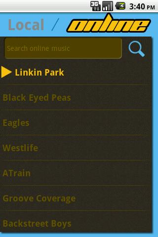Mp3 Download Popular Band Android Social