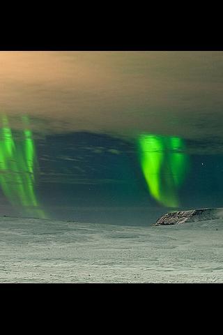 Weather : Aurora borealis Android News & Magazines