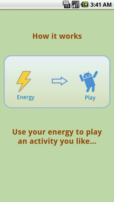 Move Your Bot! Android Health & Fitness