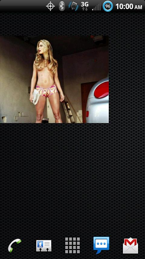 Babe of the Day Widget Android Entertainment