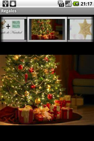Christmas Wallpaper Browser Android Personalization