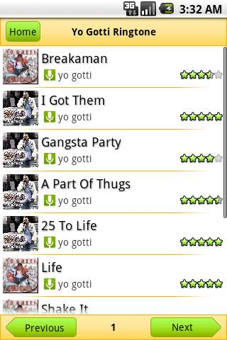 Yo Gotti Ringtone Android Entertainment