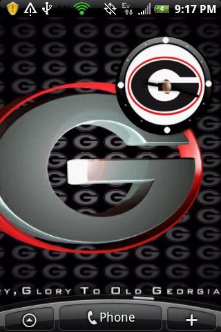 Georgia Football FanBuddy Android Sports