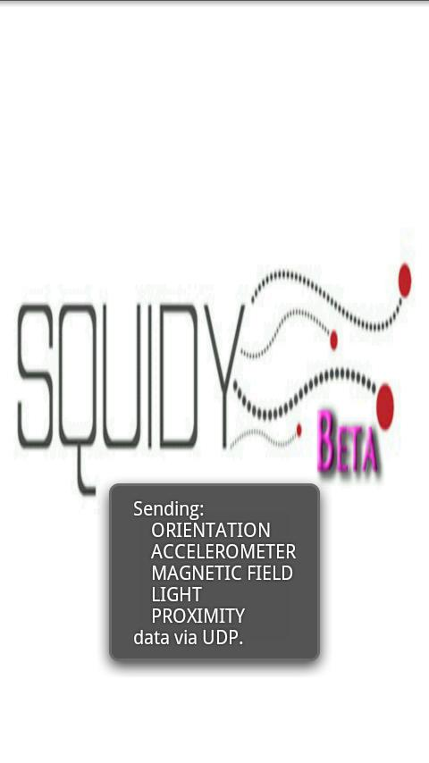 SquidyClient BETA Android Libraries & Demo
