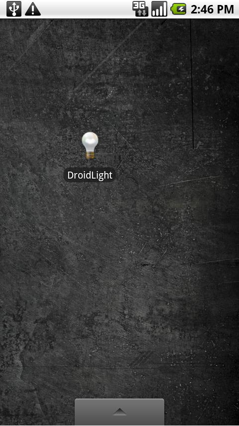 Droidlight LED Flashlight Android Tools