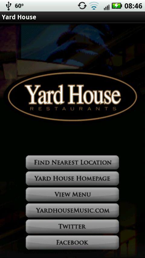 Yard House Official App Android Lifestyle