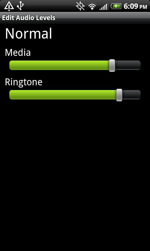 Profile widget DONATE Android Tools