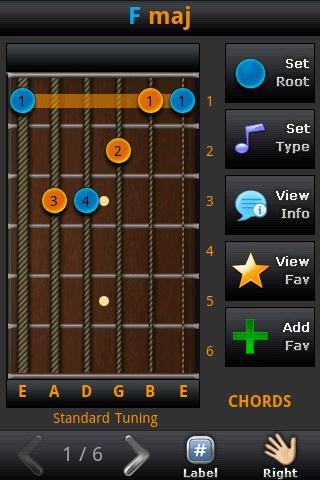 All Guitar Chords Android Tools
