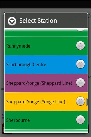 TTC Subway Efficiency Guide Android Travel & Local