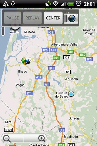 Escutar Portugal GPS-Photo Android Travel & Local