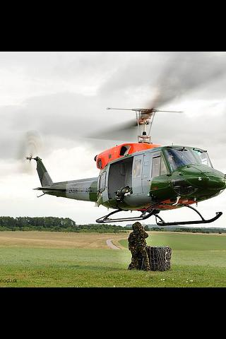 Great helicopters : Bell 205 Android Lifestyle