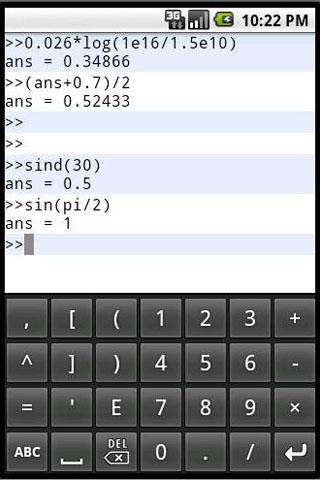 Maths Android Tools
