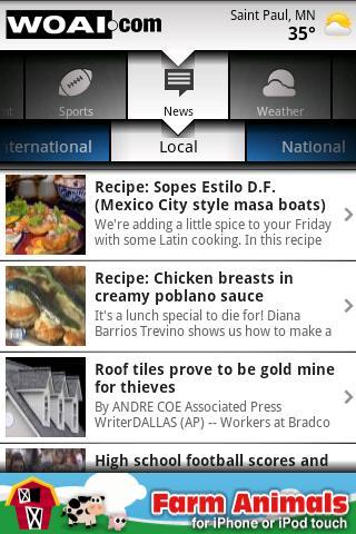 WOAI Mobile Local News Android News & Magazines