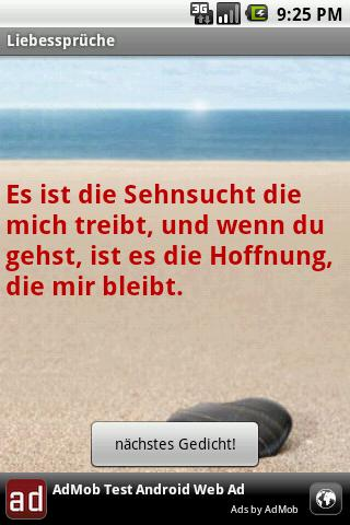 German Love Poems Android Lifestyle