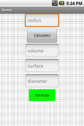 Geom Android Tools