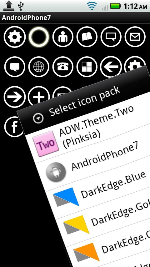AndroidPhone7 Android Personalization