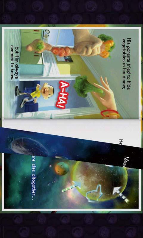 Food Fight! Children's Book Android Books & Reference