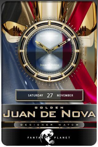 JUAN DE NOVA GOLD Android Media & Video