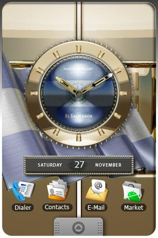 EL SALVADOR GOLD Android Lifestyle