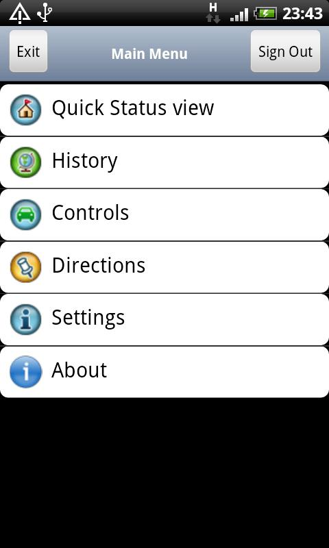 CarShield Android Productivity