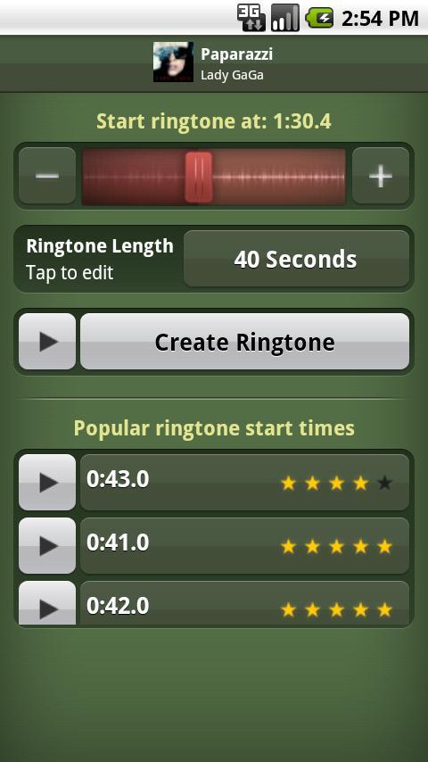 Ringtone Maker Pro Android Music & Audio