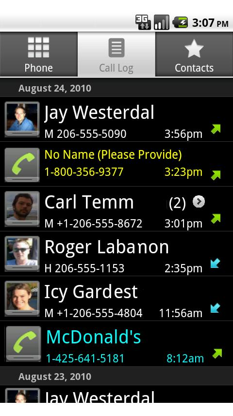 Caller ID – Open CallerID BETA Android Communication