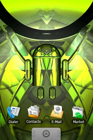 DROID META live wallpapers Android Lifestyle