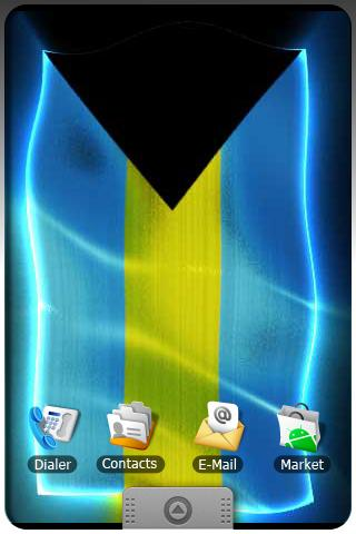BAHAMAS LIVE FLAG Android Multimedia