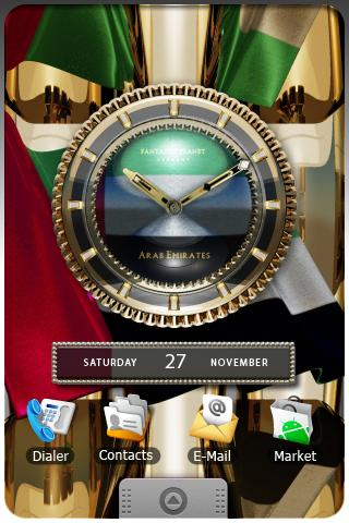 ARAB EMIRATES GOLD Android Lifestyle