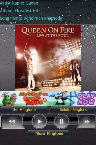Ringtone Queen Android Entertainment