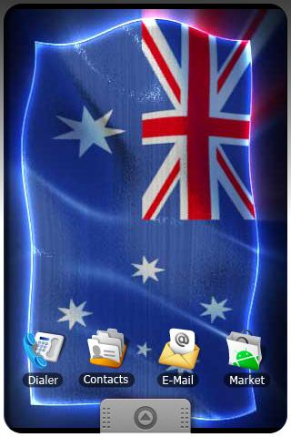 ASHMORE LIVE FLAG Android Themes