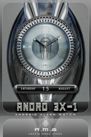 ANDRO 3X-1 Android Multimedia
