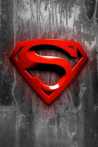 Superman Glow Live Wallpaper Android Themes