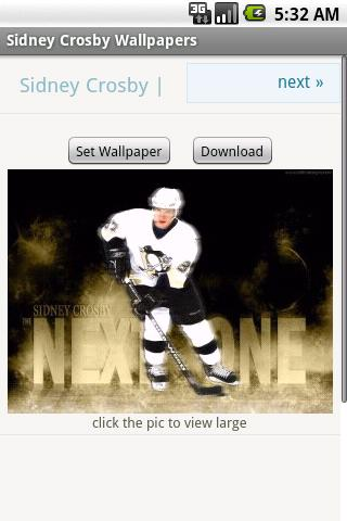 Sidney Crosby Wallpapers Android Sports