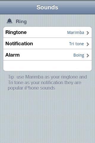 iPhone Ringtones Android Multimedia