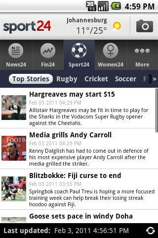 News24 Android News & Magazines