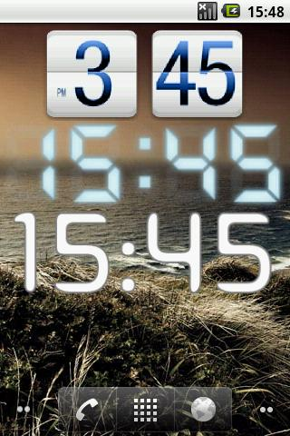 Clock Solo Android Lifestyle