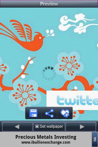 Twitter Style Wallpapers Android Entertainment