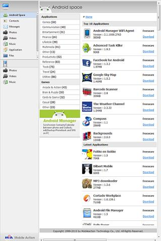 Android Manager WiFi Android Tools