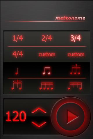 Metronome Demo Android Multimedia