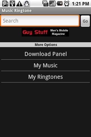 Mp3 news Android Social