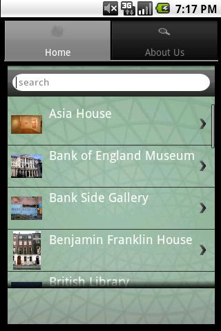 Museums of London by Piuinfo Android Travel