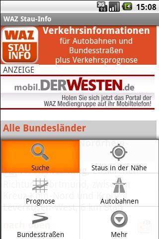 Stauinfo App